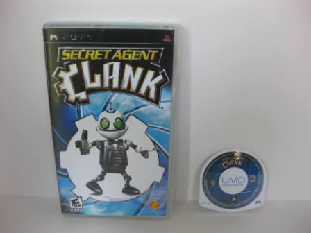 Secret Agent Clank - PSP Game